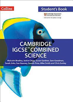 Cambridge IGCSETM Combined Science Student s Book  Collins Cambridge IGCSETM  PDF
