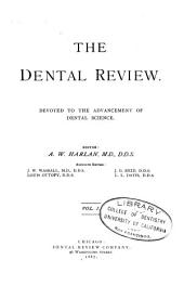 Dental Review: Volume 1