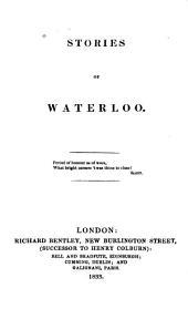 Stories of Waterloo ...