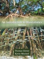 An Introduction to Biostatistics PDF