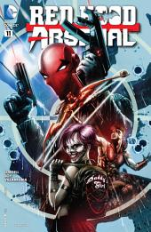 Red Hood/Arsenal (2015-) #11