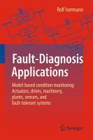 Fault Diagnosis Applications PDF