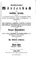 Vollst  ndigstes w  rterbuch der deutschen sprache PDF