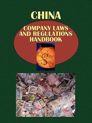 China Company Laws and Regulations Handbook