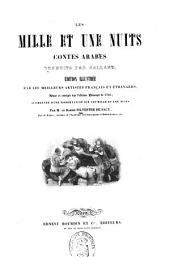 Les mille et une nuits: contes arabes, Volume1