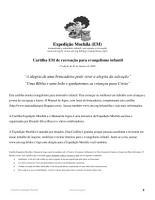 Carthilla EM de Recreacao p ara Evangelismo Infu PDF