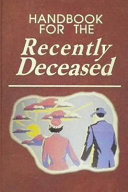 Handbook For The Recently Deceased PDF
