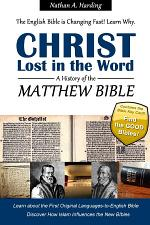 Christ: Lost in the word - paperback