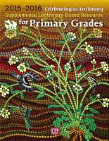 Celebrating the Lectionary   for Primary Grades 2015 2016 PDF