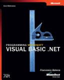 Programming Microsoft Visual Basic Net PDF