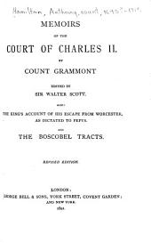Memoirs of the Court of Charles II.
