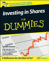 Investing In Shares For Dummies Book PDF