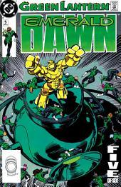 Green Lantern: Emerald Dawn (1989-) #5
