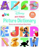 My First Picture Dictionary  Disney  PDF