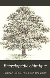 Encyclopédie chimique: Volume10;Volume86