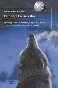 Carnivore Conservation PDF