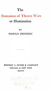 The Damnation of Theron Ware; Or, Illumination