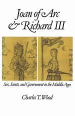 Joan of Arc and Richard III