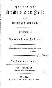 Berlinisches archiv der zeit und ihres geschmacks...