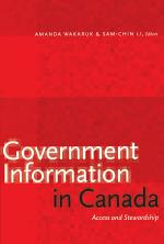 Government Information in Canada