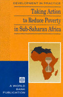 Taking Action to Reduce Poverty in Sub Saharan Africa PDF