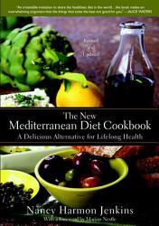 The New Mediterranean Diet Cookbook Book PDF
