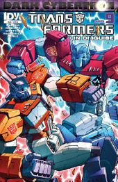 Transformers: Robots in Disguise #26 - Dark Cybertron Part 9