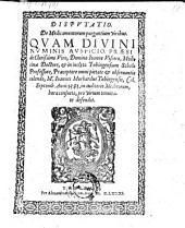 Disputatio de medicamentorum purgantium viribus, quam Joannes Morhardus ... defendet