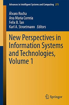 New Perspectives in Information Systems and Technologies PDF