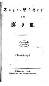Tagebücher aus Rom: Fortsetzung, Band 2