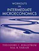 Workouts in Intermediate Microeconomics PDF