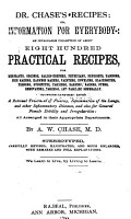 Dr  Chase s Recipes PDF