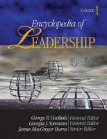 Encyclopedia of Leadership PDF