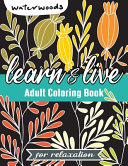 Adult Coloring Book for Relaxation PDF