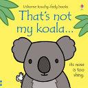 That s Not My Koala    BB