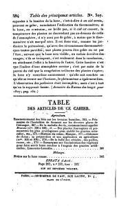 Bulletin general et universel des annonces et des nouvelles scientifiques, publie sous la direction du baron de Ferussac: Volume4;Volume7