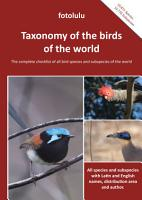 Taxonomy of the birds of the world PDF