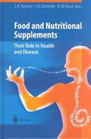 Food and Nutritional Supplements PDF