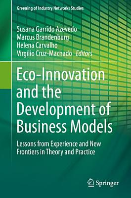Eco Innovation and the Development of Business Models