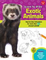 Learn to Draw Exotic Animals PDF