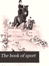 The book of sport