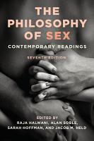 The Philosophy of Sex PDF