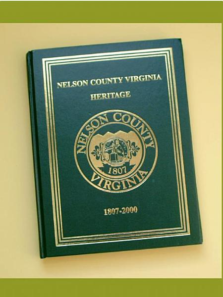 Nelson County Virginia Heritage 1807 2000
