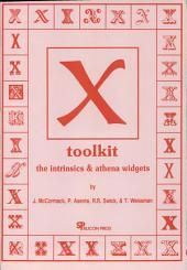X Toolkit: The Intrinsics & Athena Widgets