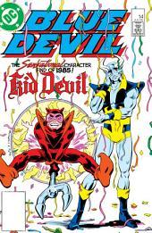 Blue Devil (1984-) #14