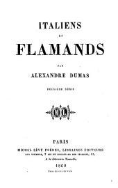 Italiens et Flamands: Volume2