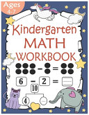 Kindergarten Math Workbook PDF