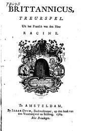 Brittanicus: treurspel
