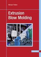 Extrusion Blow Molding PDF