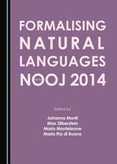 Formalising Natural Languages with Nooj 2014